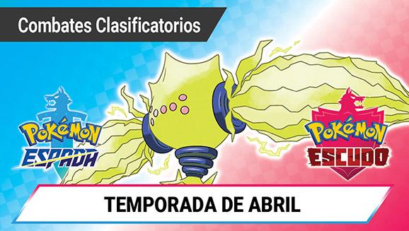 ¡Demuestra de lo que eres capaz en los Combates Clasificatorios de la temporada de abril!
