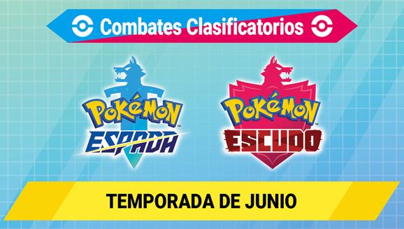 ¡Compite en los Combates Clasificatorios de la temporada de junio de 2021 (19.ª temporada)!
