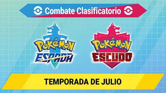 Participa en los Combates Clasificatorios de la temporada de julio