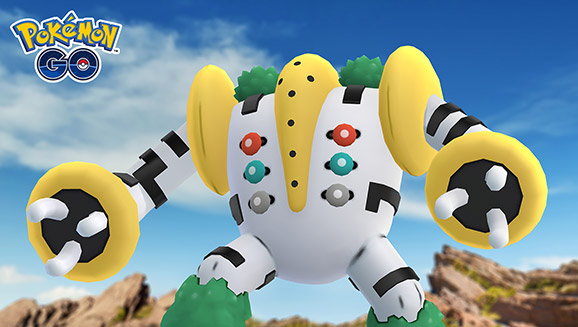 Regigigas reina en las incursiones EX de Pokémon GO