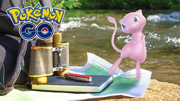 Investigaciones de <em>Pokémon GO</em>