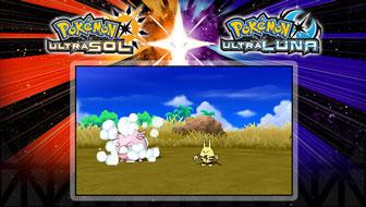 Pokémon poco habituales acuden al auxilio de sus camaradas