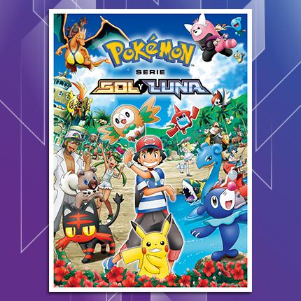 Explora todas las temporadas de la serie de dibujos animados Pokémon