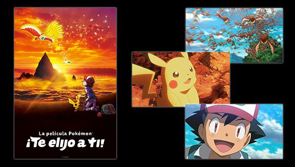 ¡Una nueva película y un nuevo Pikachu para ti!