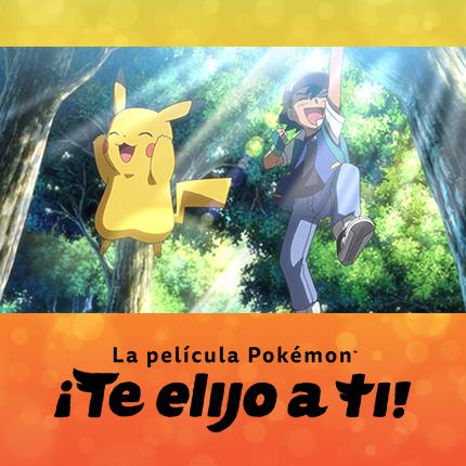 Películas Pokémon