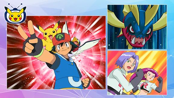 Ve la temporada Advanced en TV Pokémon