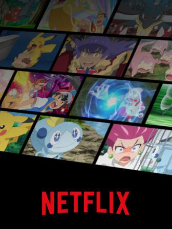 La serie Viajes Pokémon en Netflix