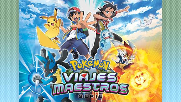 Viajes Maestros Pokémon se estrena este verano