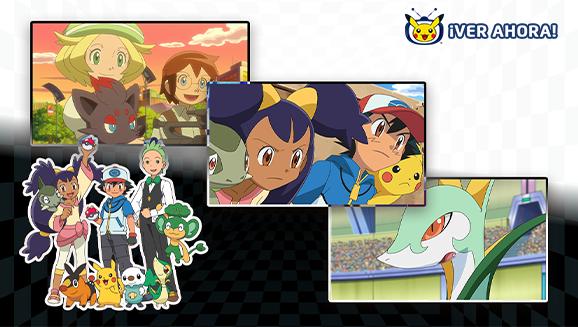 Las rivalidades más candentes de Teselia en TV Pokémon