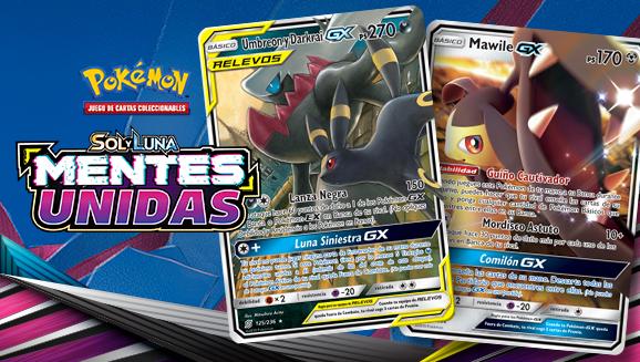 La oscuridad reina en <em>Sol y Luna-Mentes Unidas</em> de JCC Pokémon