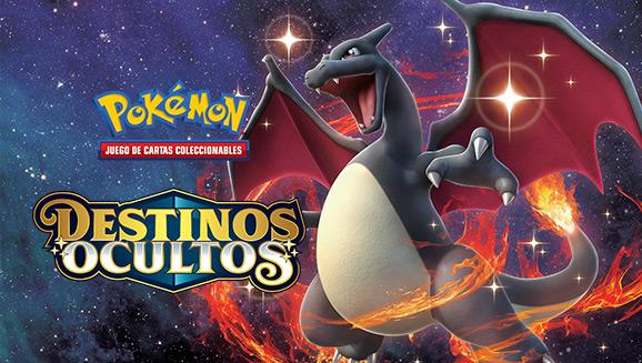 Un montón de Pokémon variocolor en <em>Destinos Ocultos</em>