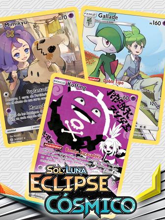 Tesoros del eclipse cósmico