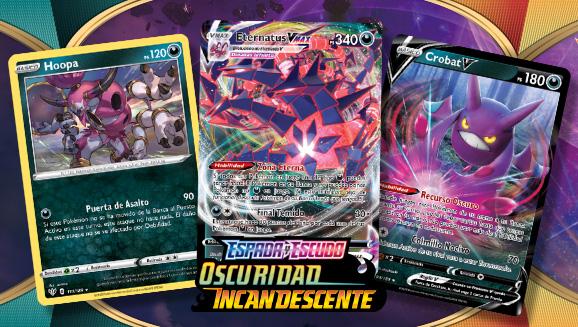 Eternatus VMAX cubre de sombras a JCC Pokémon