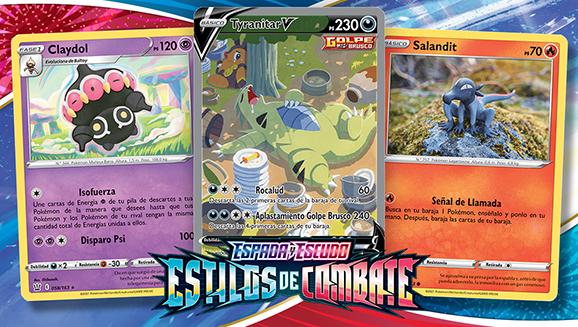 Encuentro entre los Estilos de Combate y los estilos artísticos en JCC Pokémon