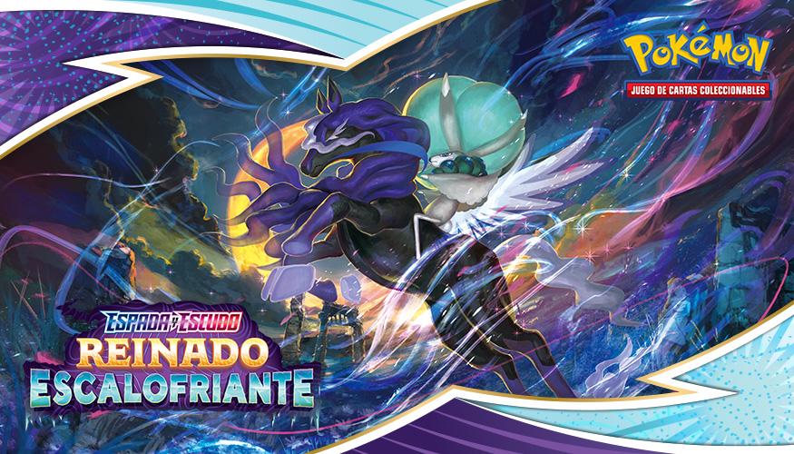 ¡Un escalofrío recorre la nueva expansión de JCC Pokémon!