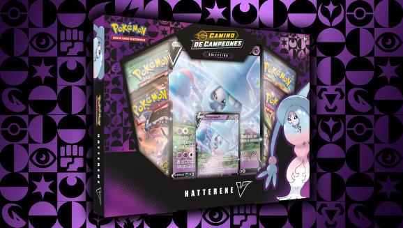 Acumula victorias en JCC Pokémon con Hatterene V