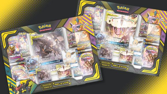 Da más poder a tu colección de JCC Pokémon