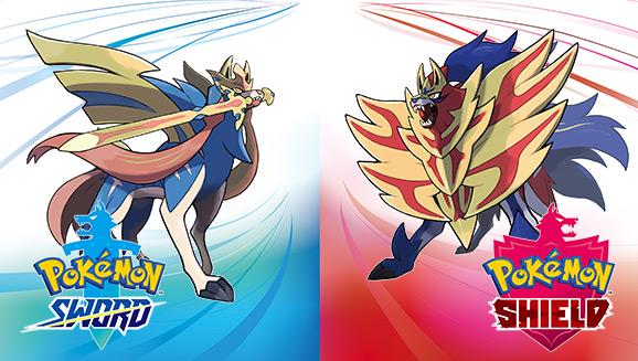 ¡Sal de incursión en Pokémon Sword y Pokémon Shield!