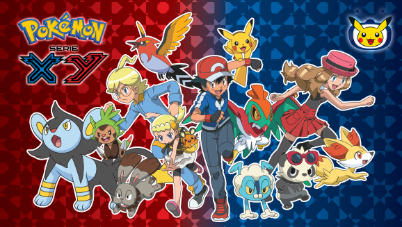 Llegan a TV Pokémon más aventuras en Kalos