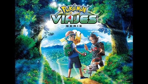 ¡La serie Viajes Pokémon está en camino!