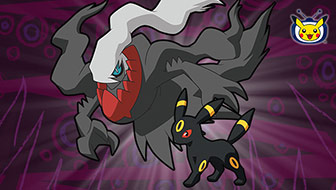 Umbreon y Darkrai toman el control de TV Pokémon