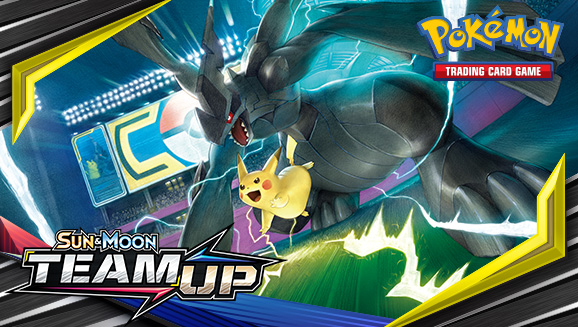 Pokémon TCG: Sun & Moon—Team Up