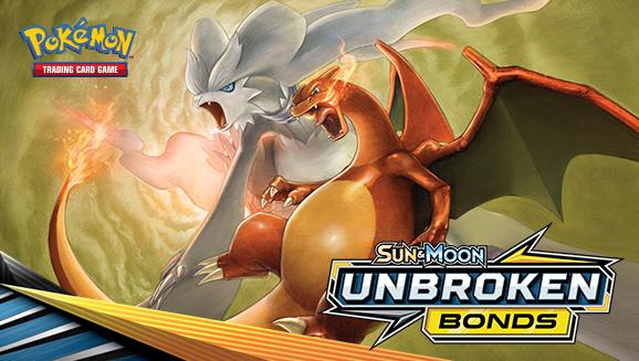 Pokémon TCG: <em>Sun & Moon—Unbroken Bonds</em>