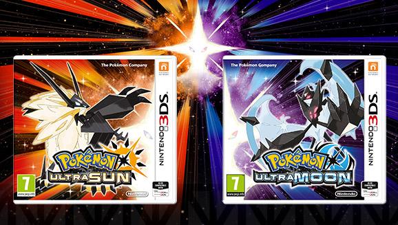 <em>Pokémon Ultra Sun</em> | <em>Pokémon Ultra Moon</em>