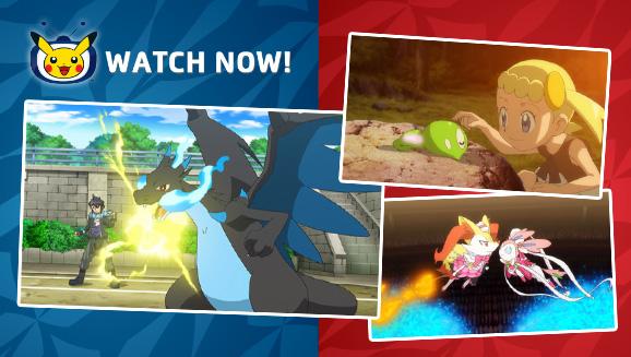 Kalos-seikkailu saa päätöksensä Pokémon TV:ssä