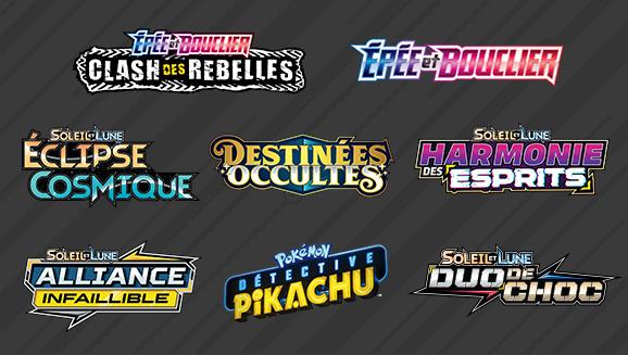 Rotation des formats du JCC Pokémon pour la saison 2021