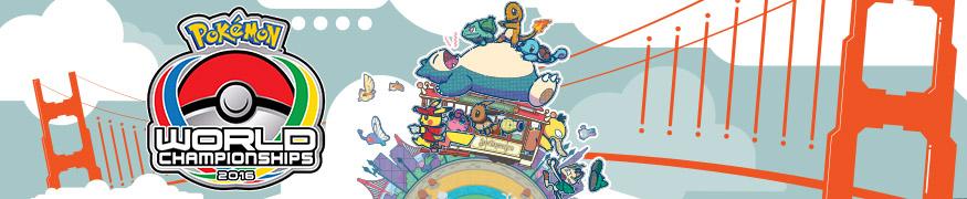 Championnats du Monde Pokémon 2016