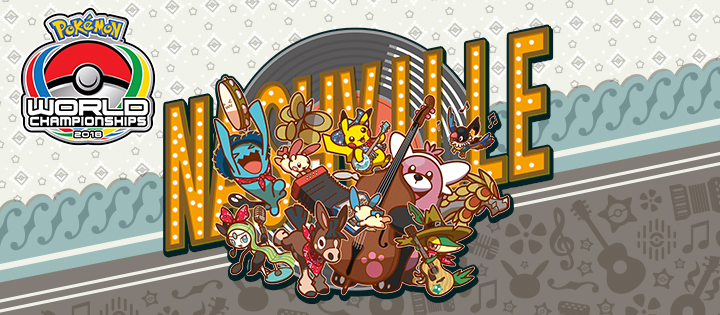 Championnats du Monde Pokémon 2018