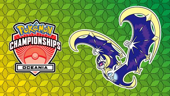Les Championnats Internationaux Pokémon d'Océanie auront lieu en février!