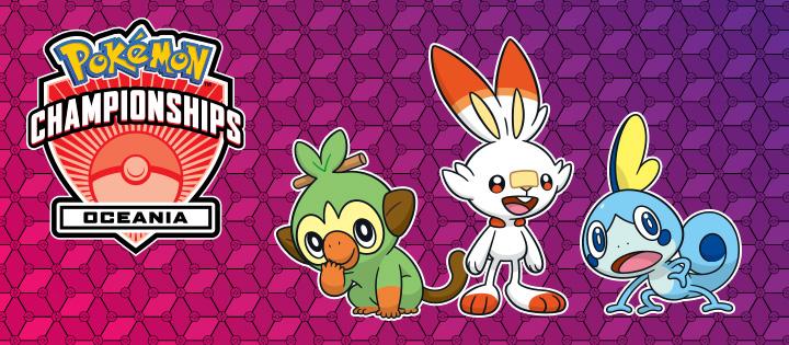 Championnats Internationaux Pokémon d'Océanie 2020