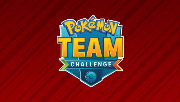 Plus d'informations concernant le Play! Pokémon Team Challenge