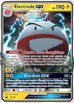 Électrode-GX