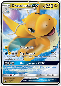 Dracolosse-GX