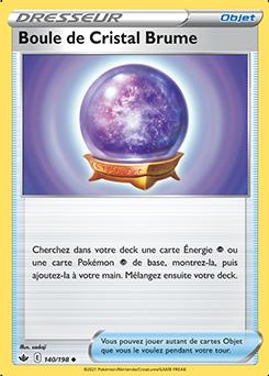 Boule de Cristal Brume
