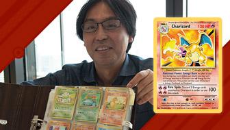 Coup de projecteur sur l'artiste Pokémon Mitsuhiro Arita
