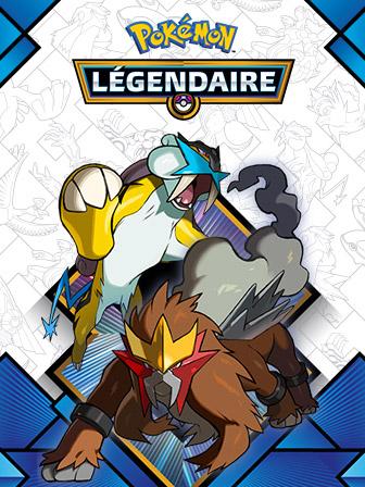 Obtenez un Pokémon légendaire en avril !