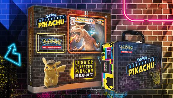 Un aperçu des produits de <em>POKÉMON Détective Pikachu</em>