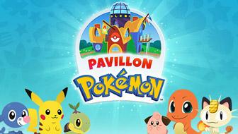 Bienvenue au Pavillon Pokémon !