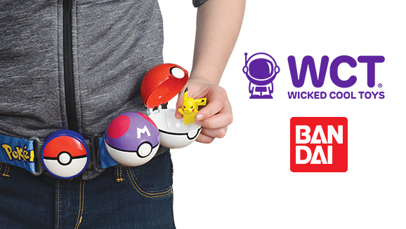 Les Poké Balls vous permettent de vraiment vous entraîner