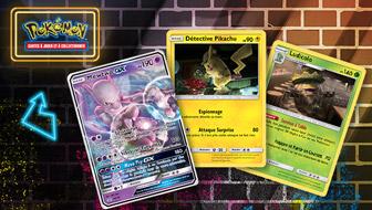 Nouvelles cartes du set Détective Pikachu du JCC Pokémon