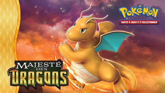 L'extension <em>Majesté des Dragons</em> s'envole!