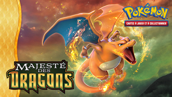 Les Dragons prennent leur envol dans le JCC Pokémon