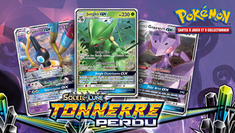 Faites gronder le tonnerre avec les Pokémon-GX
