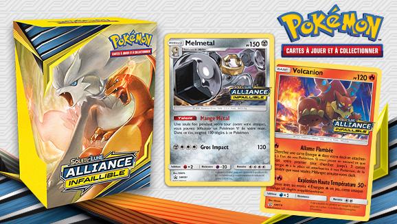 Entrez vite dans l'action avec les Boîtiers Stratégies et Combats du JCC Pokémon