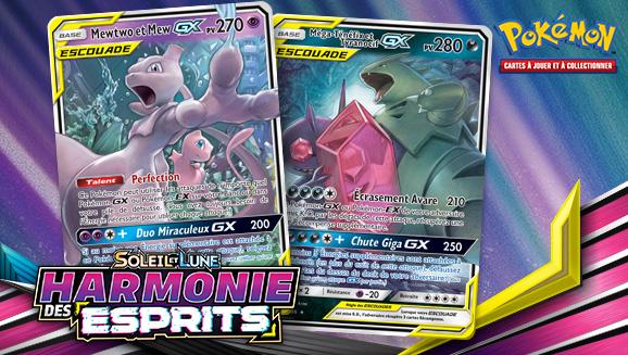 L'esprit unifiant des Pokémon-<em>GX</em> ESCOUADE