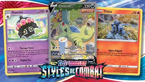 Rencontre entre Styles de Combat et styles artistiques dans le JCC Pokémon